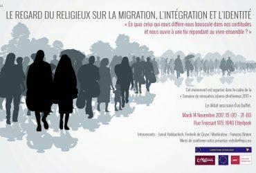 Video : Le regard du religieux sur la migration, l'intégration et l'identité.