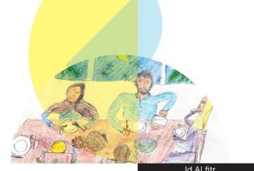 Cartes de vœux pour la fin du ramadan