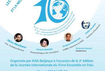 Conférence-débat JIVEP